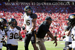Mizzou Wins Over Georgia