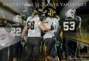 Mizzou Wins Over Vanderbilt