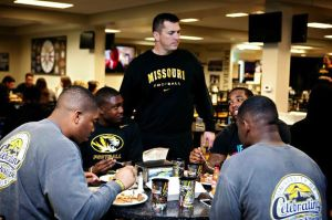 Mizzou Family Thanksgiving