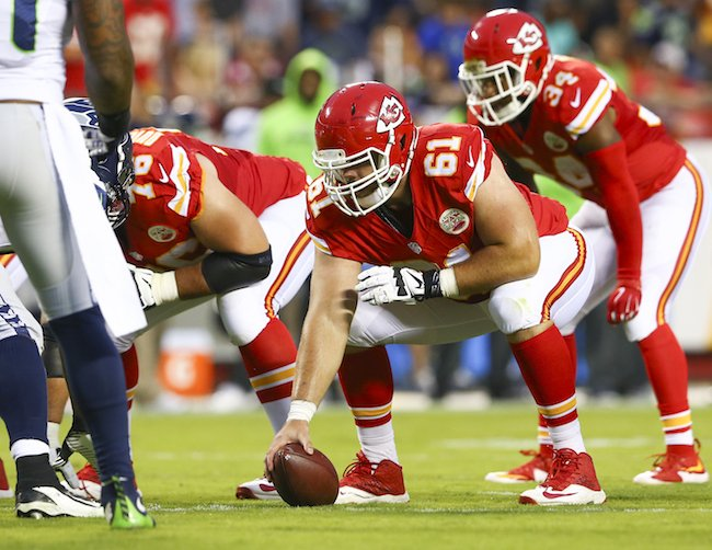 The Kansas City Chiefs won 14-13 over the Seattle Seahawks on Friday, August 21, 2015